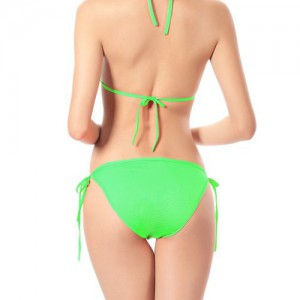 apple-green-halter-bikini-back