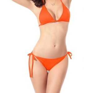 orange-string-bikini-front